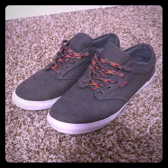 bad2a0885a2 Vans Shoes - Vans Atwood Low Women s 9.5 Gray Slate Shoe